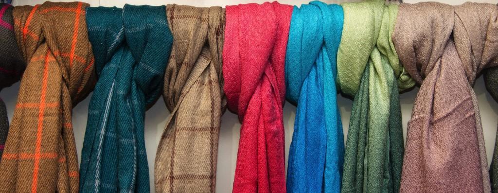scarves header category