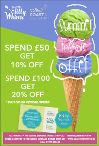 summer offer swanage